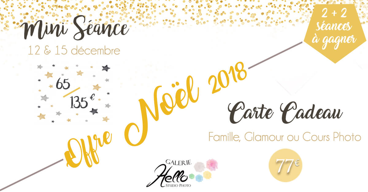 Concours Photo Noel 2018